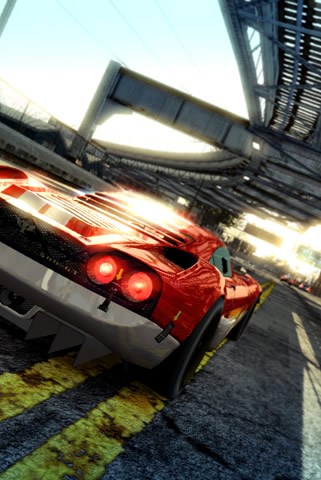 Burnout Paradise iPhone and iPod Touch Wallpaper #4