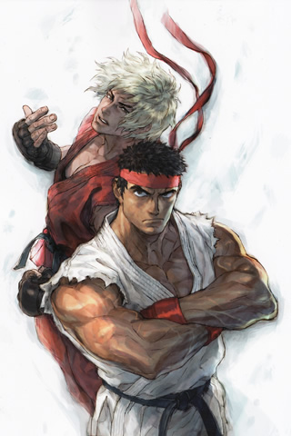 street fighter wallpaper. Fighter IV wallpaper on