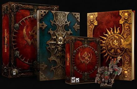 Warhammer Online: Age of Reckoning Collector's Edition