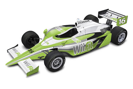 Wii Fit IndyCar