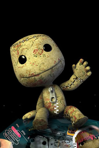 LittleBigPlanet iPhone and iPod Touch Wallpaper #8
