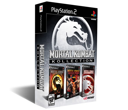 Mortal Kombat: Kollection for PlayStation 2