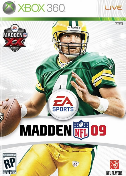 Madden NFL 09 - Green Bay Packers