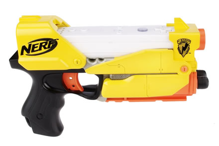 Nerf Switch Shot EX-3