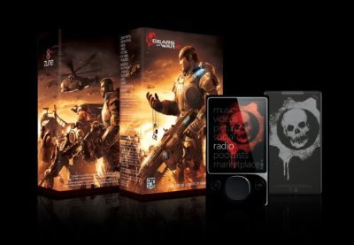 Gears of War 2 Special Edition Zune 120