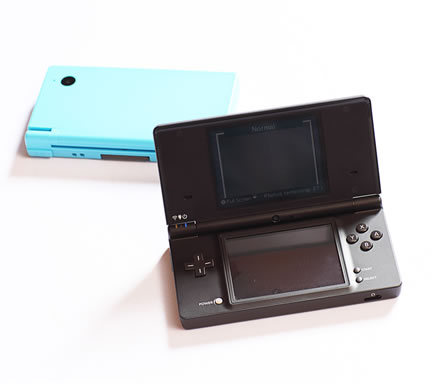 Nintendo DSi - Blue and Black