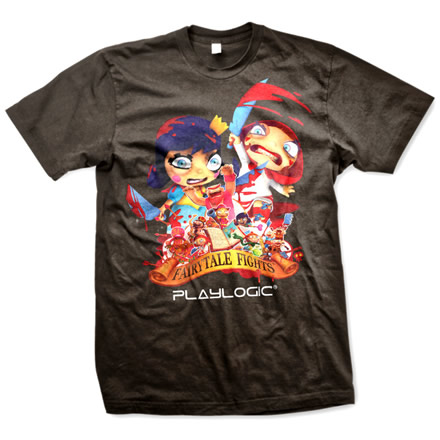 Fairytale Fights T-Shirt