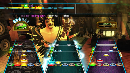 Guitar Hero Smash Hits Screenshot