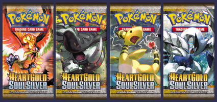 Pokémon Trading Card Game: HeartGold & SoulSilver