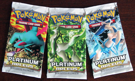 Pokémon Trading Card Game: Platinum—Arceus