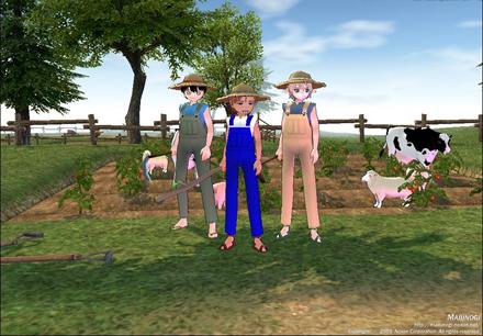 Mabinogi Farmland