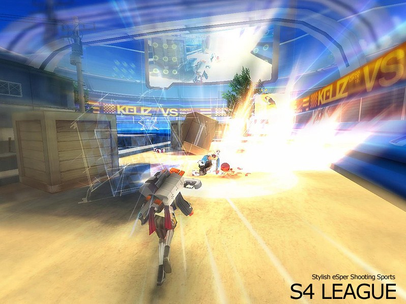 S4 League, New Free to Play Third Person Shooter Launches in North