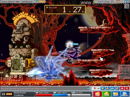 Dual Blade - ChaosZakum2