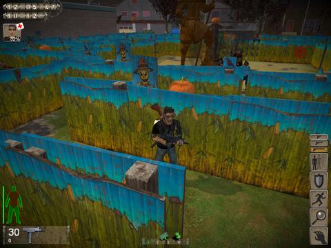 Fort Zombie update