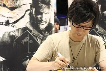 Kojima signing1 - Copy