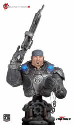 gears of war marcus fenix bust