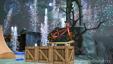 create_bike_fireworks