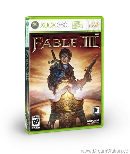 FableIII Xbox SE 3D