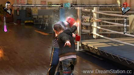 Fighters Uncaged _Screenshot 1_ Coach