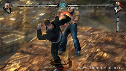 Fighters Uncaged _Screenshot 3_ Jawbreaker
