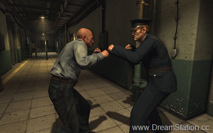 MafiaII_DLC_Vendetta_Fight