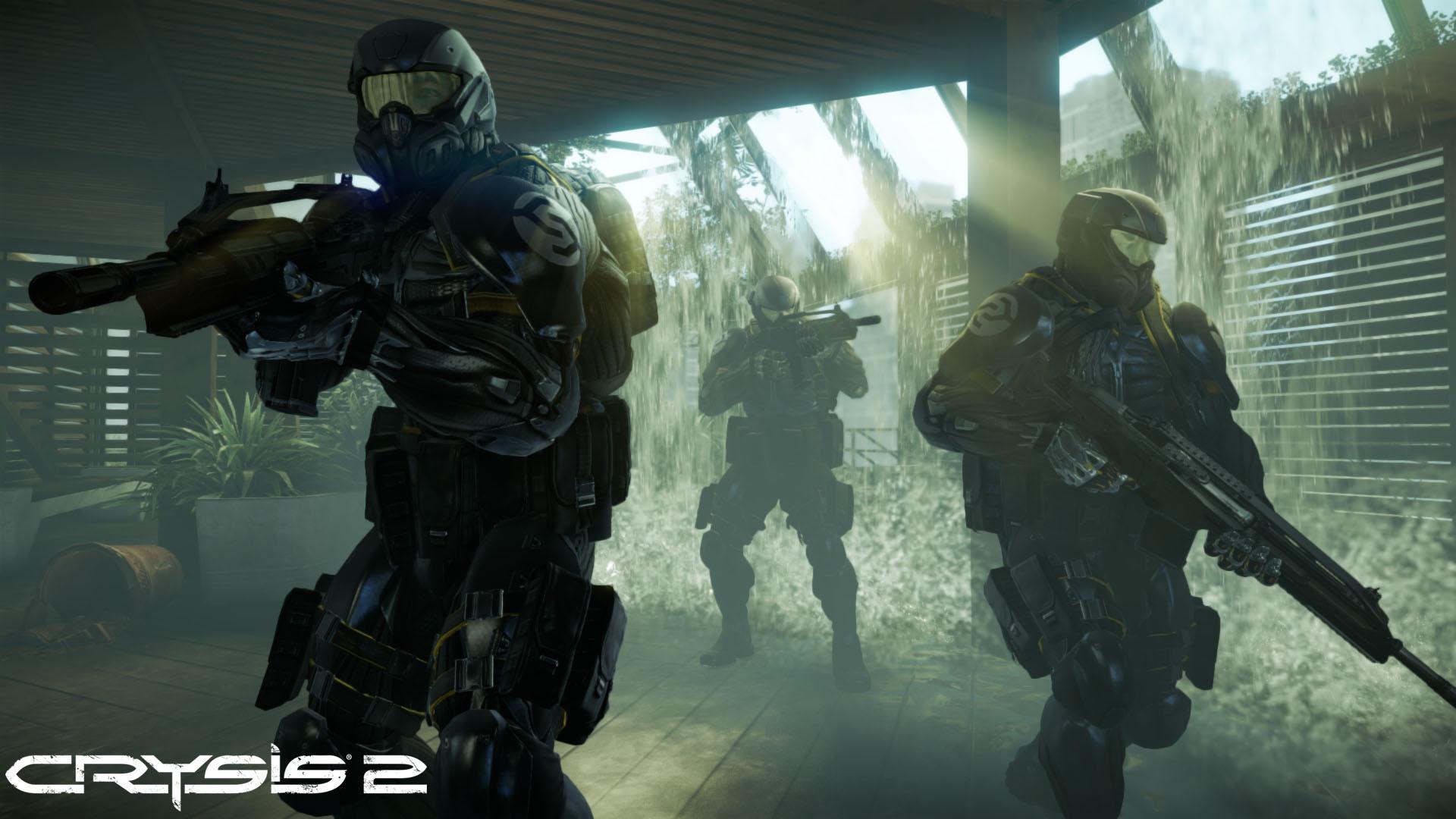 Crysis 2 MP