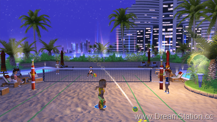 Beach Tennis - Dubai