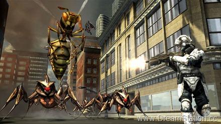 EDF_Insect Attack