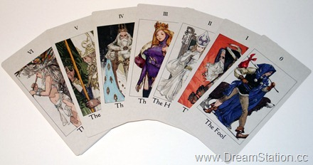 TacticsOgre_Tarot Cards