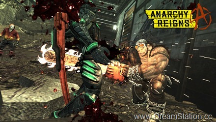 22339ANARCHY REIGNS Announcement Screenshot 1