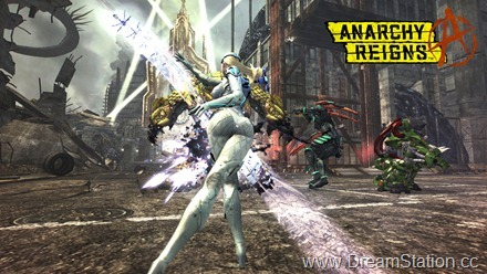 22340ANARCHY REIGNS Announcement Screenshot 2