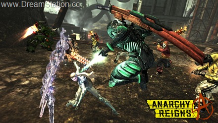 22341ANARCHY REIGNS Announcement Screenshot 3