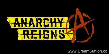 5458ANARCHY REIGNS Logo
