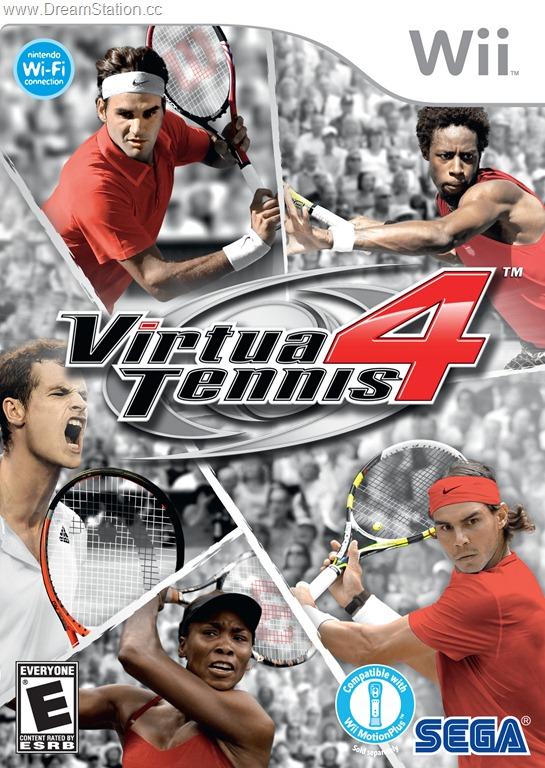 Virtua Tennis 4 [MULTI5]