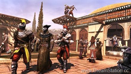 ACB_DLC_DaVinci_MP_11_VIP_KnightsProtectingDoctor
