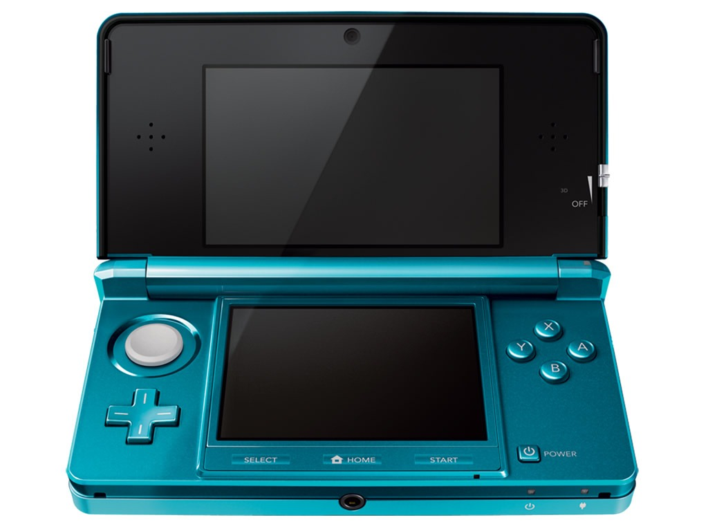 Nintendo 3DS and Lightboxes Invade DreamStation.cc