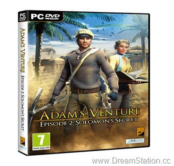 Adam's Venture 2 3D HR