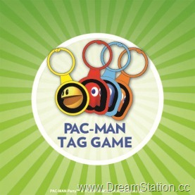 PAC-MAN Tag