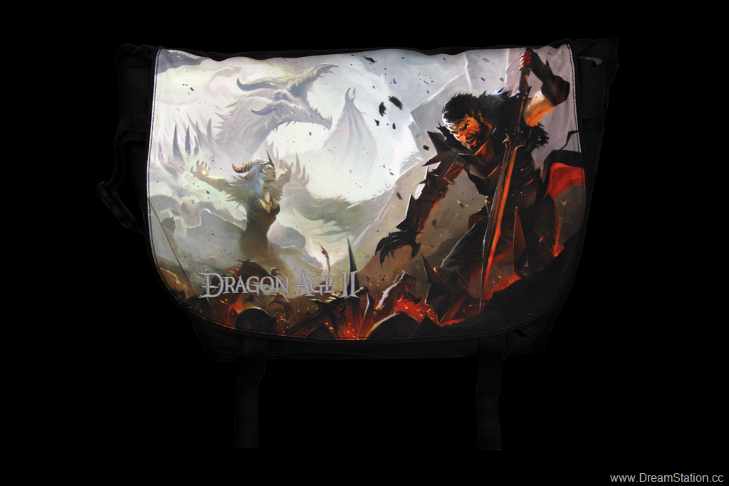 The Dragon Age II Messenger