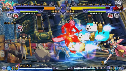 BlazBlue Continuum Shift II for Sony PSP