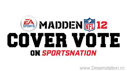 Madden NFL 12 Cover Vote on SportsNation